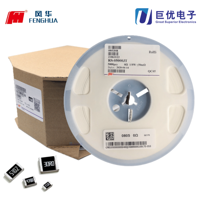 FH風華RC-02W4301FT貼片電阻