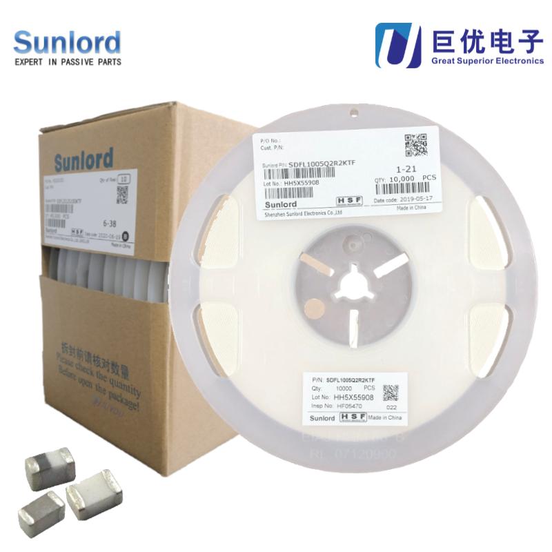 Sunlord順絡SDCL0603Q12NJT02B01貼片 ...