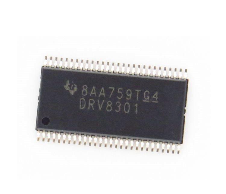 TI德州仪器 DRV8301DCAR原装正品 电机驱动芯片